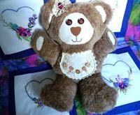 875 - Belly Button Bear