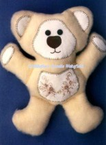 875 - Belly Button Bear