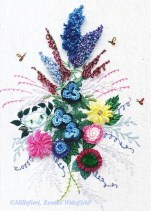 889 - LadyFlower Bouquet