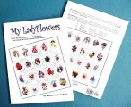 910 - BOOK  My LadyFlowers