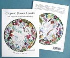 940 - BOOK Tropical Flower Garden