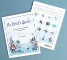 955  BOOK  An Artist's Garden, by Rosalie Wakefield