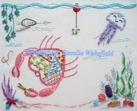 972 - Claudia, A Calico Crab