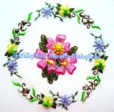 974 - Wildflower Wreath